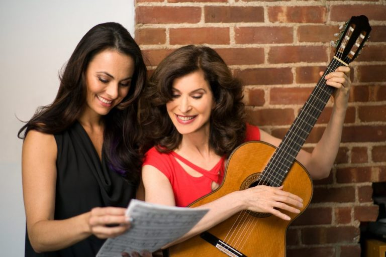 Soprano Isabel Leonard and guitarist Sharon Isbin