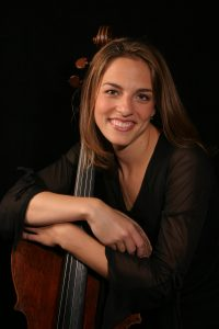 Julie Albers, cello