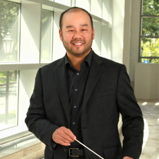 Lawrence Loh, Music Director of Symphoria