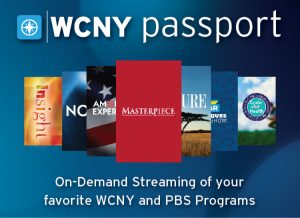 Member Supported Public Television, Radio   PBS   WCNY
