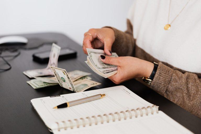 money debts taxes