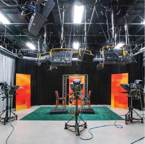photos_tv studio