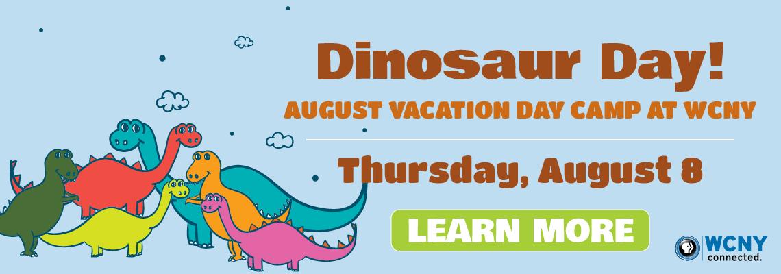 slider dinosaur day