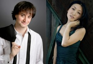Pianists Ran Dank and Soyeon Kate Lee