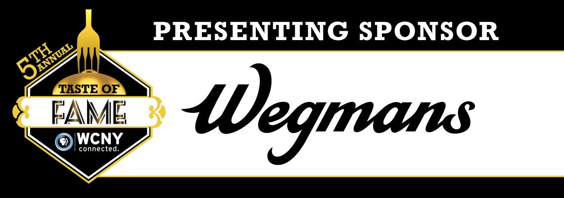 Taste of Fame 2019 sponsor Wegmans