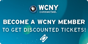 wcny member for event discount tickets