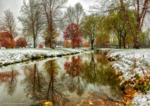 13 Snowy AutumnSusan Campbell Oneida County
