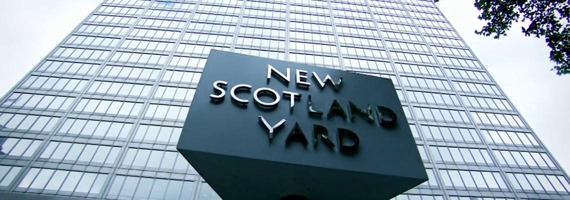 Secrets of Scotland Yard Watch Sunday, June 16 at 8 p.m. on WCNY-TV.