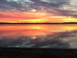97 Seasonal SunsetNancy Marcellus Onondaga County