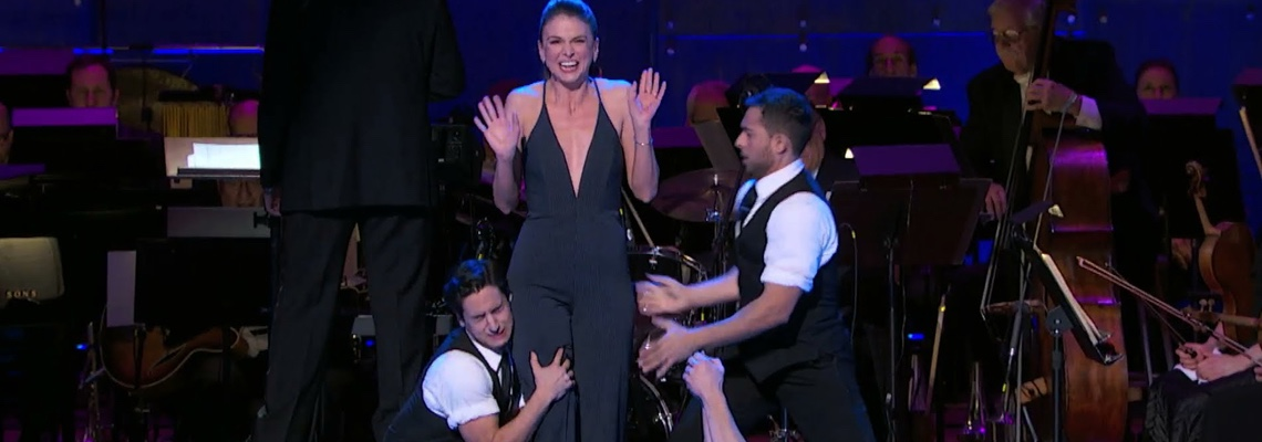 20 Live From Lincoln Center – Sutton Foster in Concert