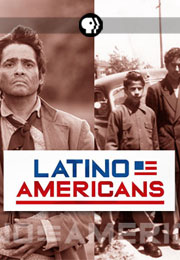 Latino Americans cover art