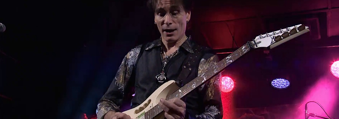 20170430 Front and Center – Steve Vai