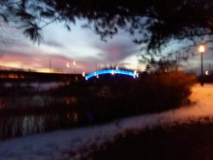 3 Christmas on the canalMary Nelson Oneida County