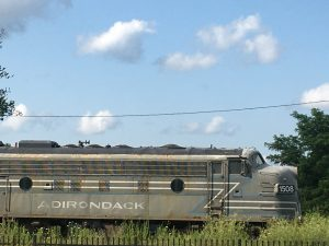 50Engine at utica train stationJanice LaRocco Rabbia Oneida County
