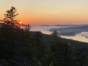66Sunrise from Bald Mountain Dale Wagner Herkimer County