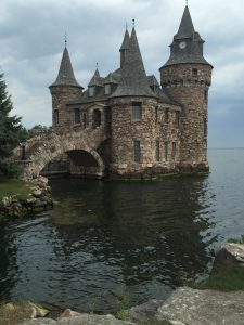 90Boldt Castle Clock TowerDonna Carelli Jefferson County