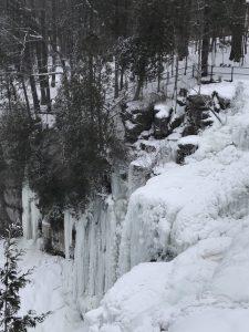 63Chittenango Falls in WinterLinda ChurchMadison County