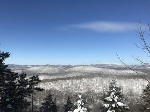 143Chair lift viewHeather Mimassi Herkimer County