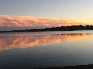16Skaneateles Lake at dusk  John Gilly  Onondaga County