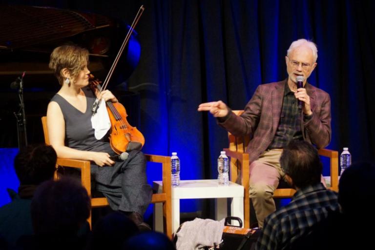 Leila Josefowicz & John Adams