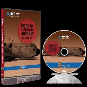 Arctic Air DVD mockup