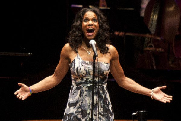 Audra McDonald at the Segerstrom Concert Hall.  Photo by Drew A. Kelley, FOR THE ORANGE COUNTY REGISTER