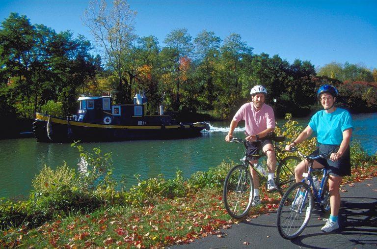 Bike Erie Canal