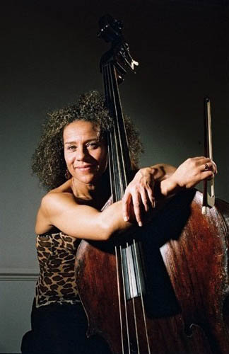 Chi-chi Nwanoku, double-bassist and founder of the Chineke! Orchestra