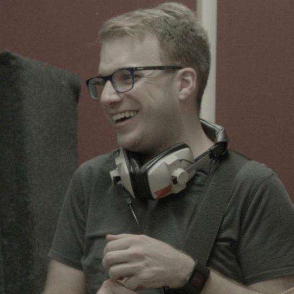 Composer Chris Cresswell