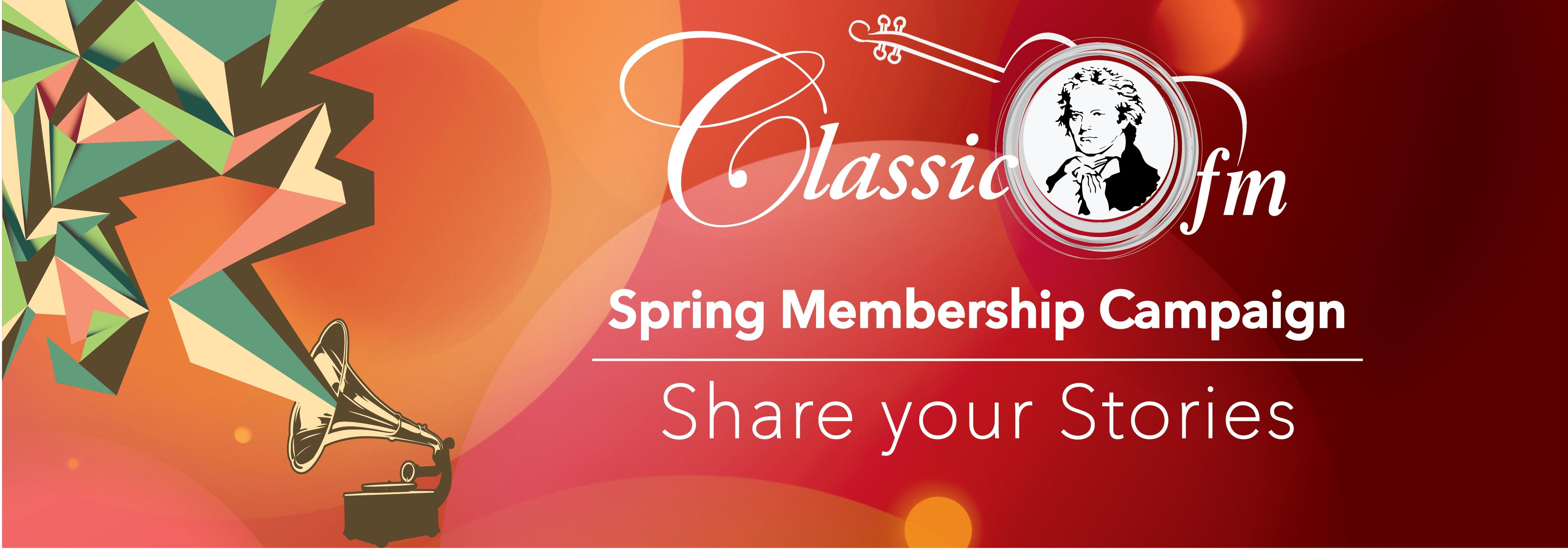 Classic FM spring Membership 2017 slider_stories