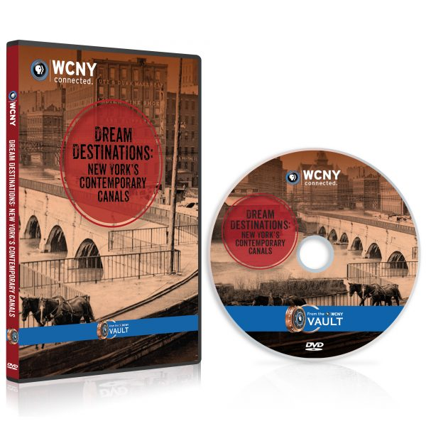 Contemprary Canals DVD mockup