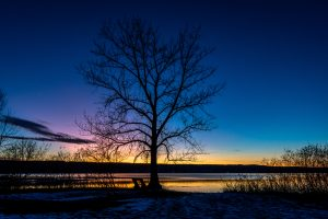 5 Sunset over CayugaJohn Lynch Tompkins County