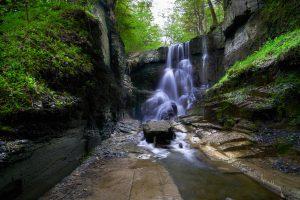 64 Pocket FallsDavid Spaulding Tompkins County