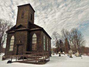 137 Trinity Church in SnowKirstin Streeter Oswego County