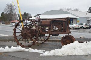 63This old tractorNasir Siddiqi Onondaga County
