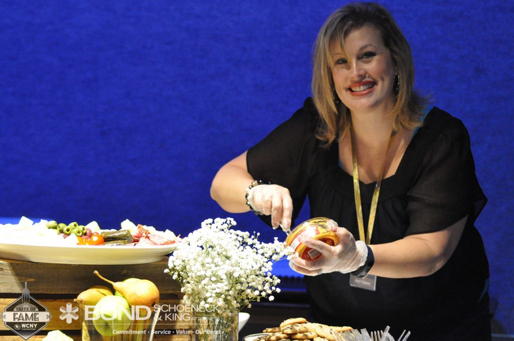 WCNY Taste of Fame 2017 Joyl Clance