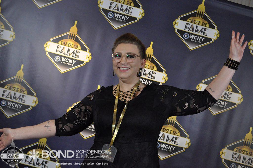 WCNY Taste of Fame 2017 Kristen Tryon