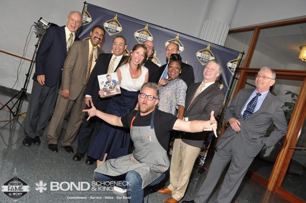 WCNY Taste of Fame 2017
