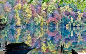 51Color at Green Lakes Andrew Byrne Onondaga County