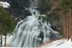 122 Winter WaterfallMark Butler Madison County