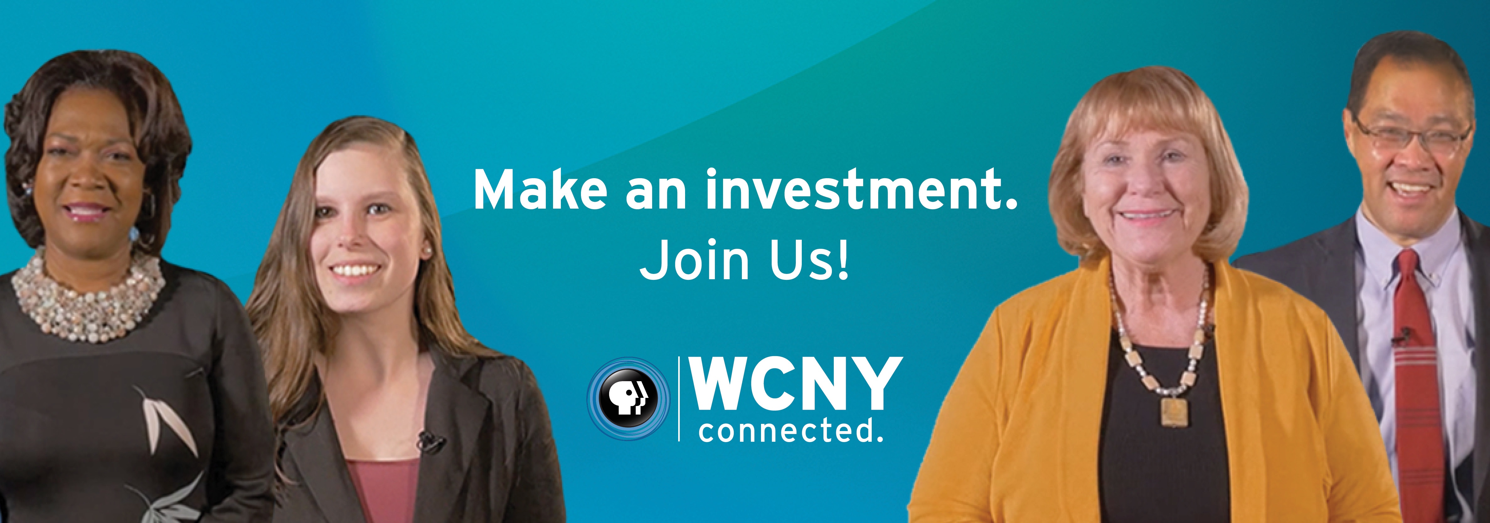 Become a WCNY Member