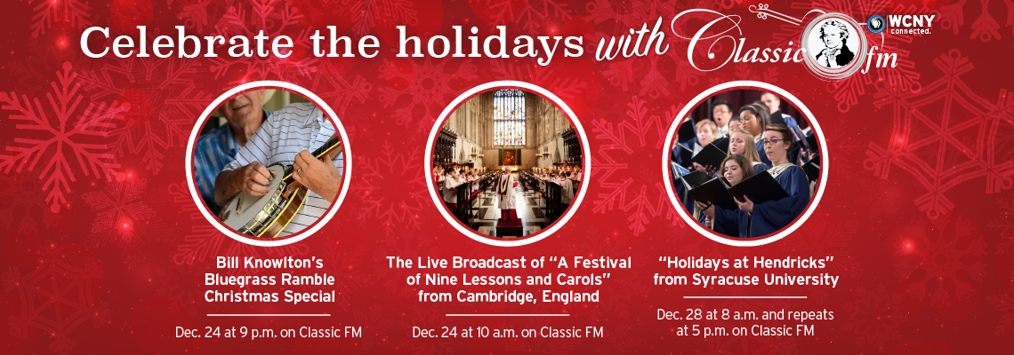 Holiday Radio Shows Dec. 24