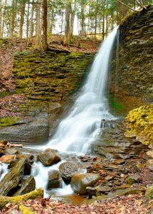 60Bucktail FallsJennifer Peiffer Onondaga County