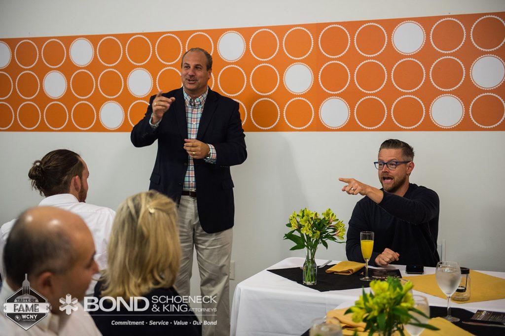 WCNY Taste of Fame 2017 Chef Richard Blais