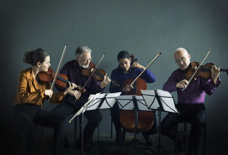 Juilliard String Quartet  Photo credit Lisa-Marie Mazzucco