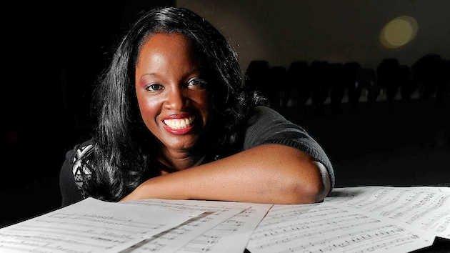 Composer Nkeiru Okoye