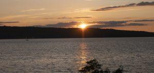 66Cayuga Lake - Sunset on a Summer DayBimala Colavito Tompkins County