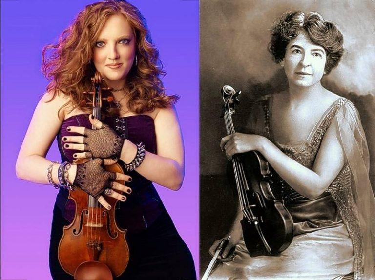 Rachel Barton Pine & Maud Powell