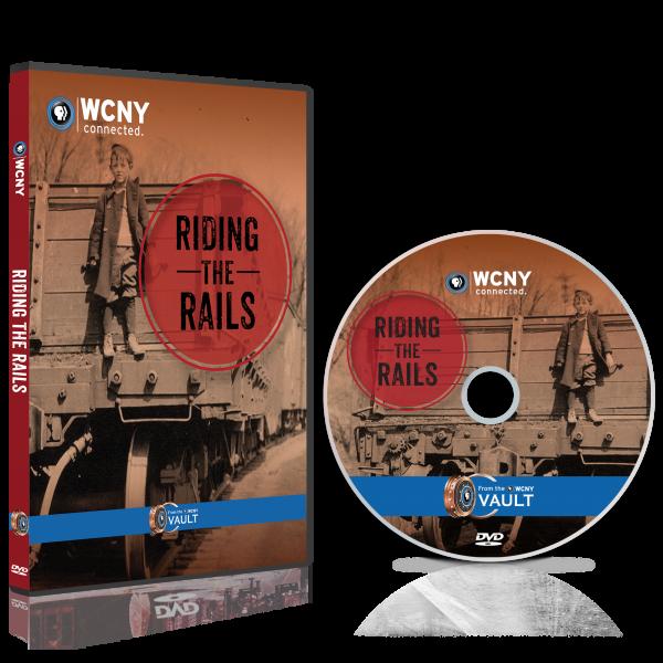 Riding the Rails DVD mockup