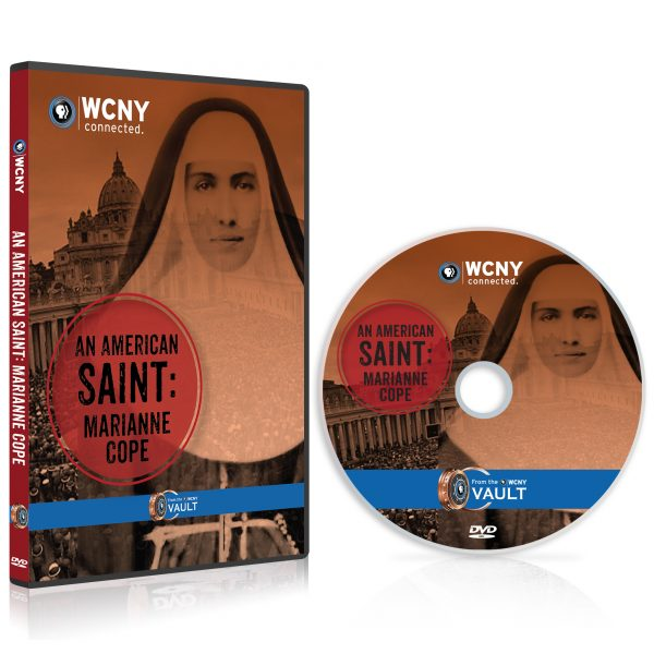 Saint Marianne Cope DVD Mockup